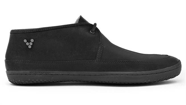 Vivobarefoot GIA L Leather Black (1)