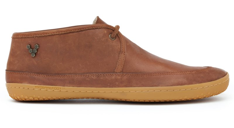 Vivobarefoot  GIA L Leather Chestnut (1)