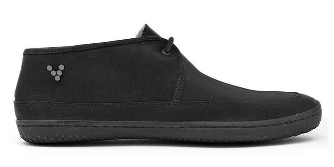 Vivobarefoot GIA L Leather Black (1)
