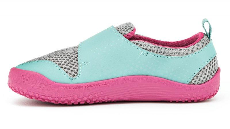 Vivobarefoot MINI PRIMUS K Grey/Pink (4)