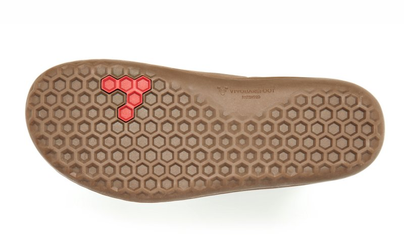Vivobarefoot NAKOMA L Leather Chestnut (2)