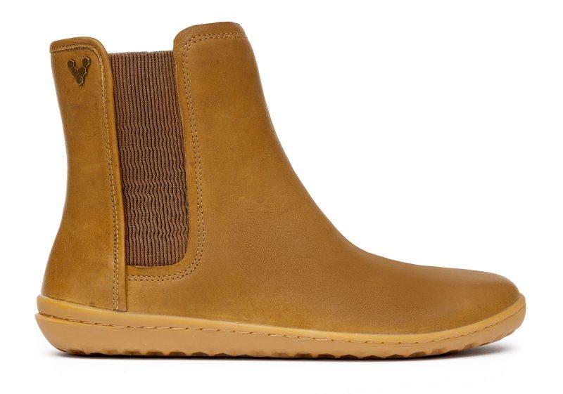 Vivobarefoot  NEPAL L Leather Chestnut (1)