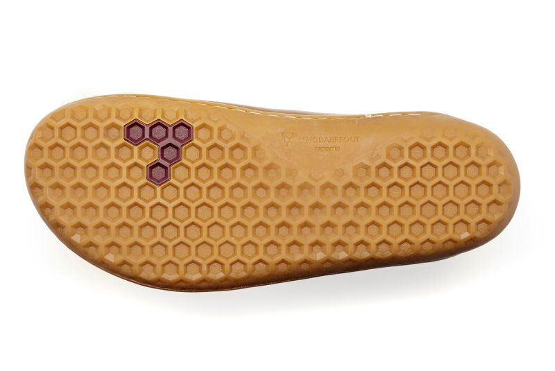 Vivobarefoot  NEPAL L Leather Chestnut (2)