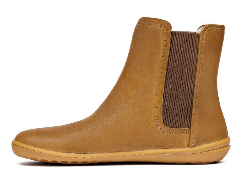 Vivobarefoot  NEPAL L Leather Chestnut (3)