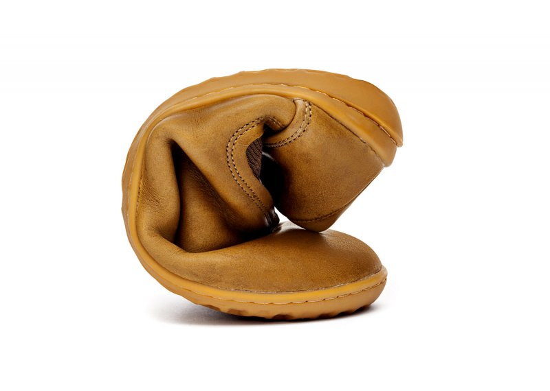Vivobarefoot  NEPAL L Leather Chestnut (6)