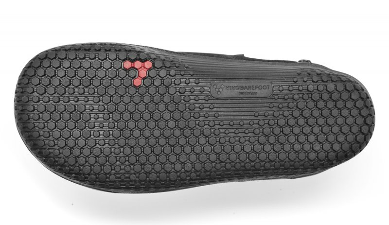Vivobarefoot NEPAL K Leather Black (3)