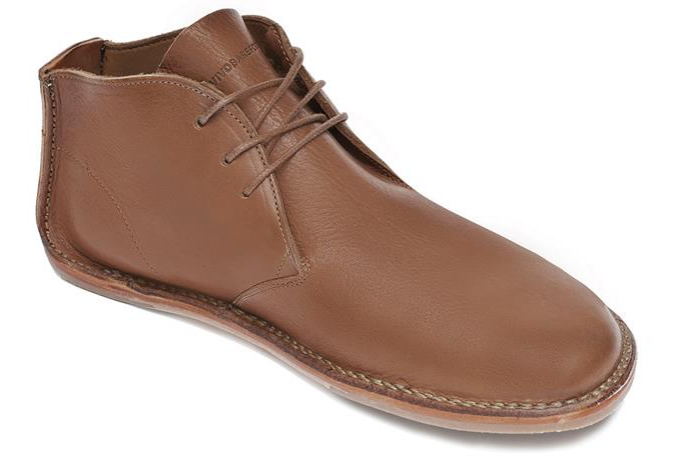 Vivobarefoot  PORTO ROCKER HIGH M Leather Tan (2)