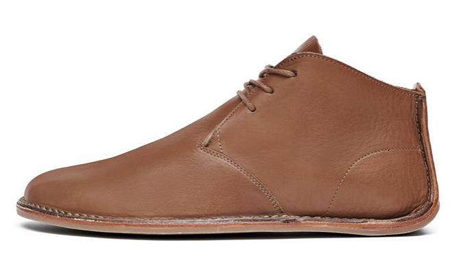 Vivobarefoot  PORTO ROCKER HIGH M Leather Tan (4)