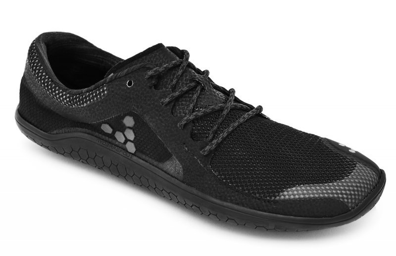 Vivobarefoot PRIMUS LITE M All Black (2)