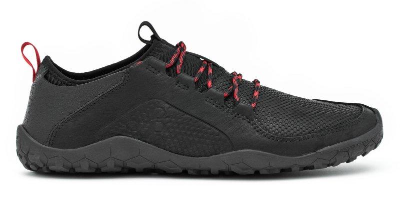 Vivobarefoot PRIMUS TREK L Leather Black (1)