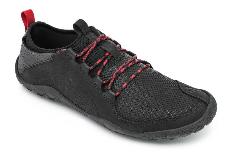 Vivobarefoot PRIMUS TREK L Leather Black (2)