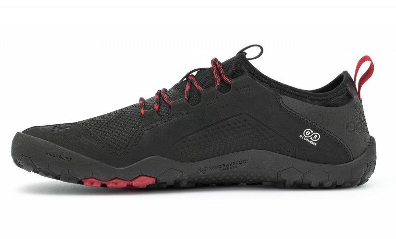 Vivobarefoot PRIMUS TREK L Leather Black (4)