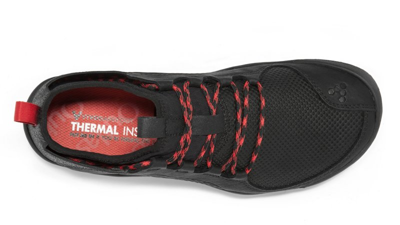 Vivobarefoot PRIMUS TREK L Leather Black (6)