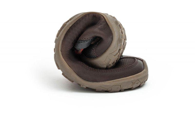 Vivobarefoot PRIMUS TREK M Leather Dk Brown (7)