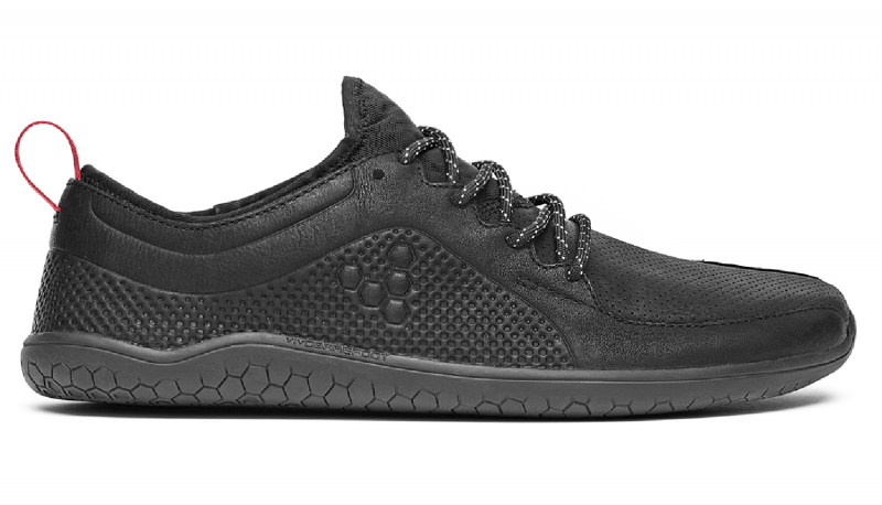 Vivobarefoot PRIMUS LUX WP M Leather Black (1)