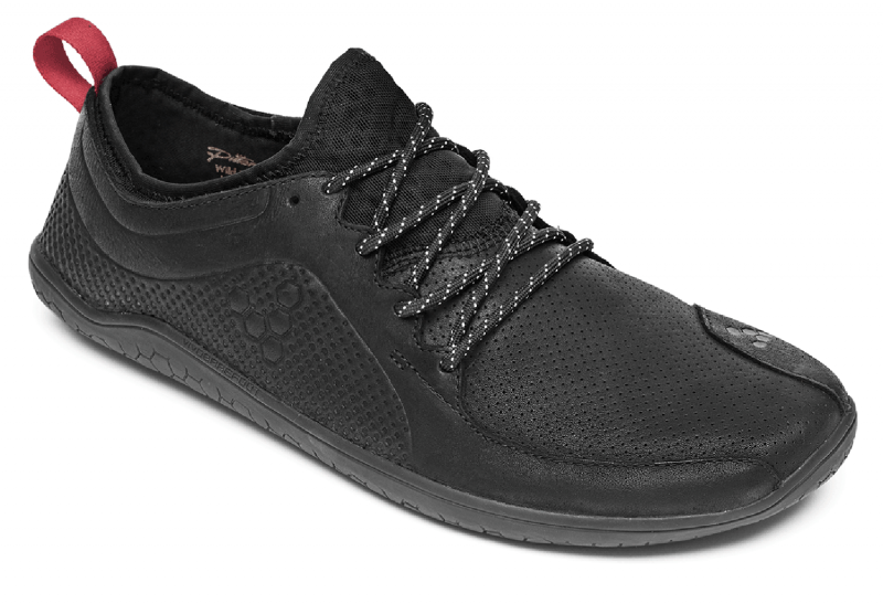 Vivobarefoot PRIMUS LUX WP M Leather Black (2)