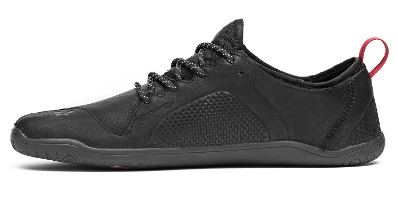 Vivobarefoot PRIMUS LUX WP M Leather Black (4)