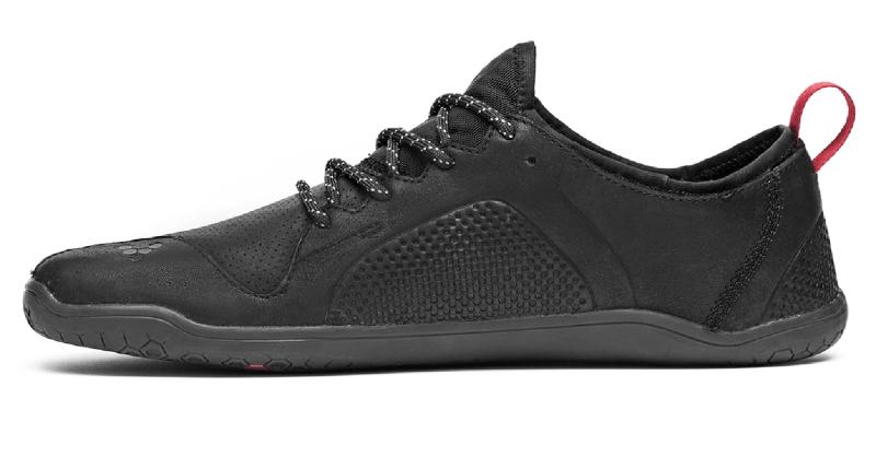 Vivobarefoot PRIMUS LUX WP L Leather Black (4)