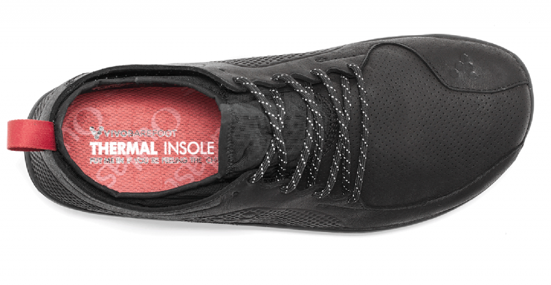 Vivobarefoot PRIMUS LUX WP L Leather Black (6)