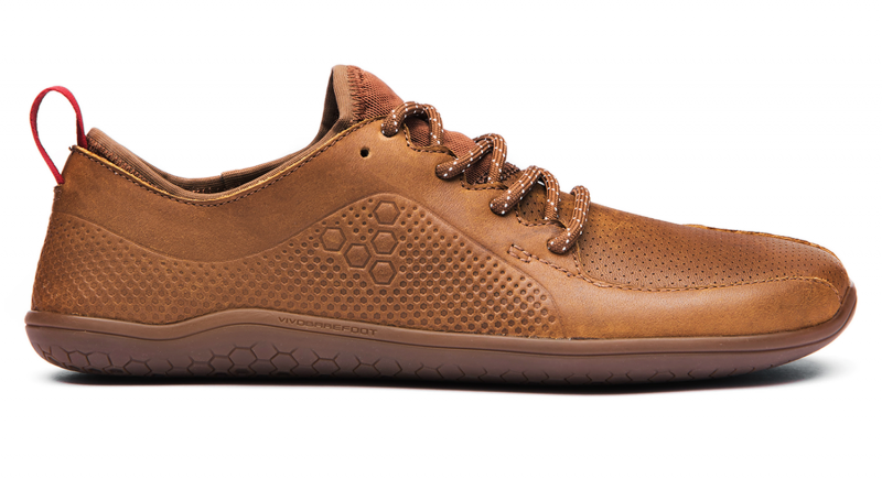 Vivobarefoot PRIMUS LUX WP L Leather Chestnut (1)