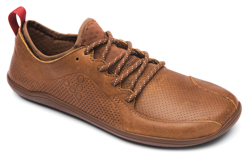 Vivobarefoot PRIMUS LUX WP L Leather Chestnut (2)