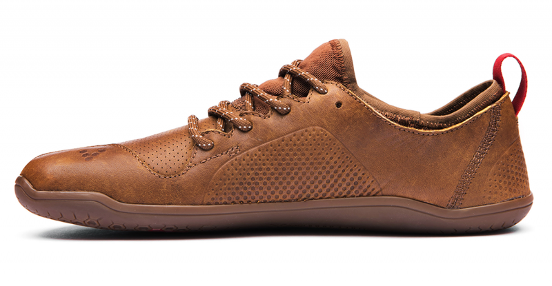 Vivobarefoot PRIMUS LUX WP L Leather Chestnut (4)