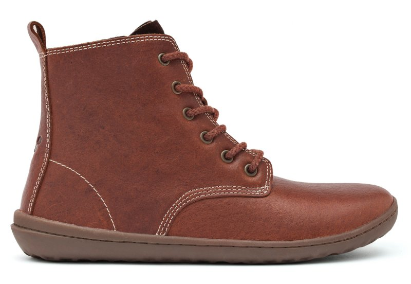 Vivobarefoot SCOTT M Leather Tobacco (1)