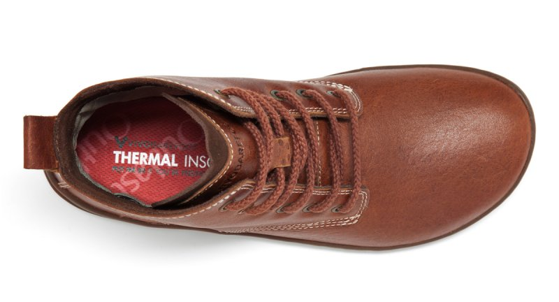 Vivobarefoot SCOTT M Leather Tobacco (4)