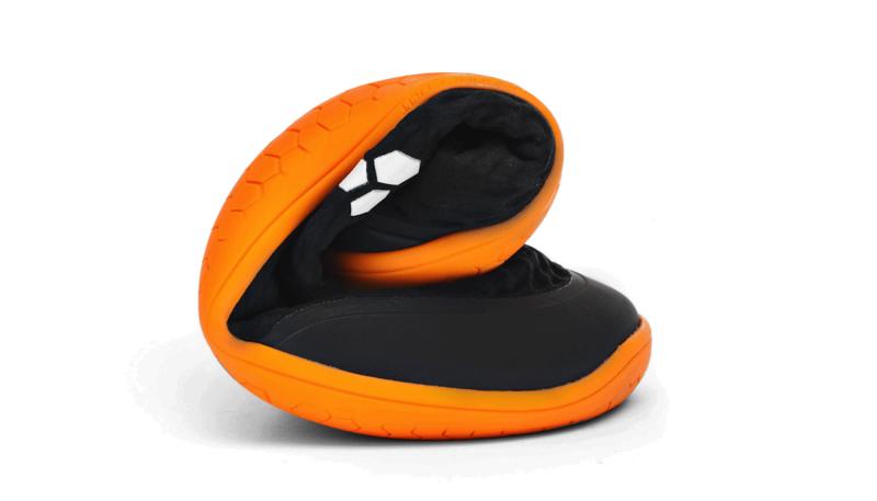 Vivobarefoot STEALTH 2 M BR Black/Orange (7)