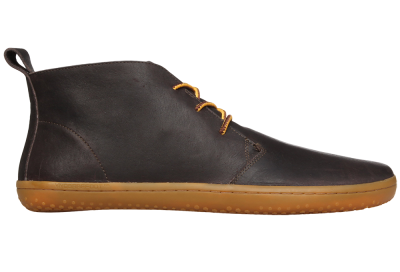 Vivobarefoot GOBI II L Leather Brown/Hide (1)