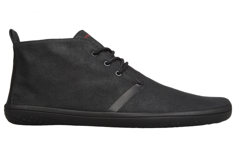 Vivobarefoot  GOBI II M Canvas WP Black (1)