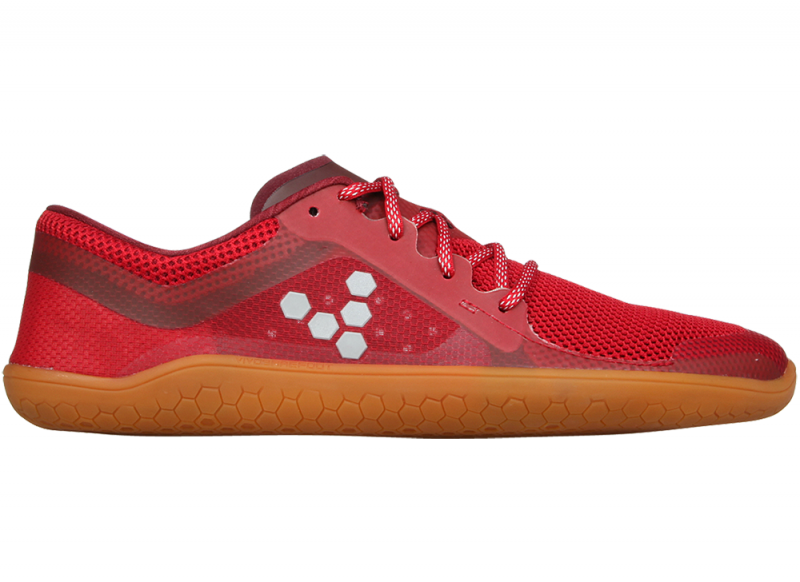 Vivobarefoot  PRIMUS ROAD L Mesh Chilli Pepper (1)