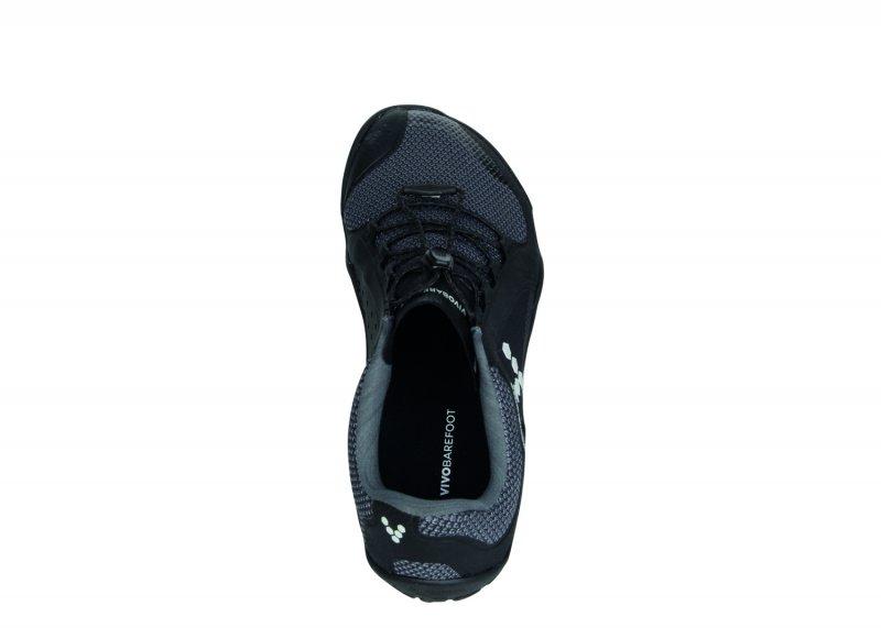 Vivobarefoot  PRIMUS TRAIL FG L Mesh Black/Charcoal (7)