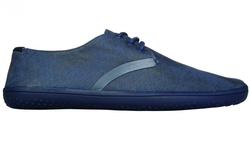 Vivobarefoot  RA II M Canvas WP Navy (1)