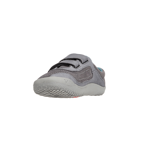 Vivobarefoot  RENO K Leather Grey (3)