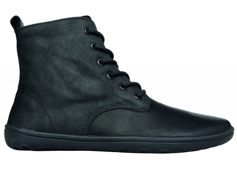 Vivobarefoot  SCOTT M Leather Black (1)