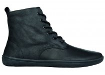 Vivobarefoot  SCOTT M Leather Black/Hide