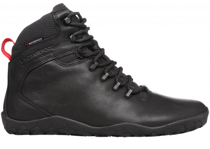 Vivobarefoot  TRACKER FG M Leather Black (1)