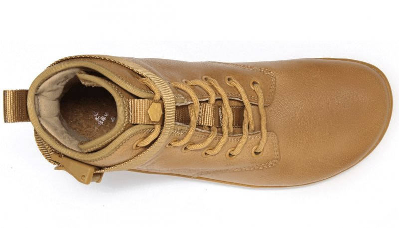 Vivobarefoot  NAMIB L Leather Tan (5)