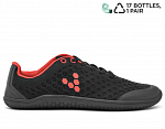 Video - Vivobarefoot STEALTH 2 M BR Black/Red