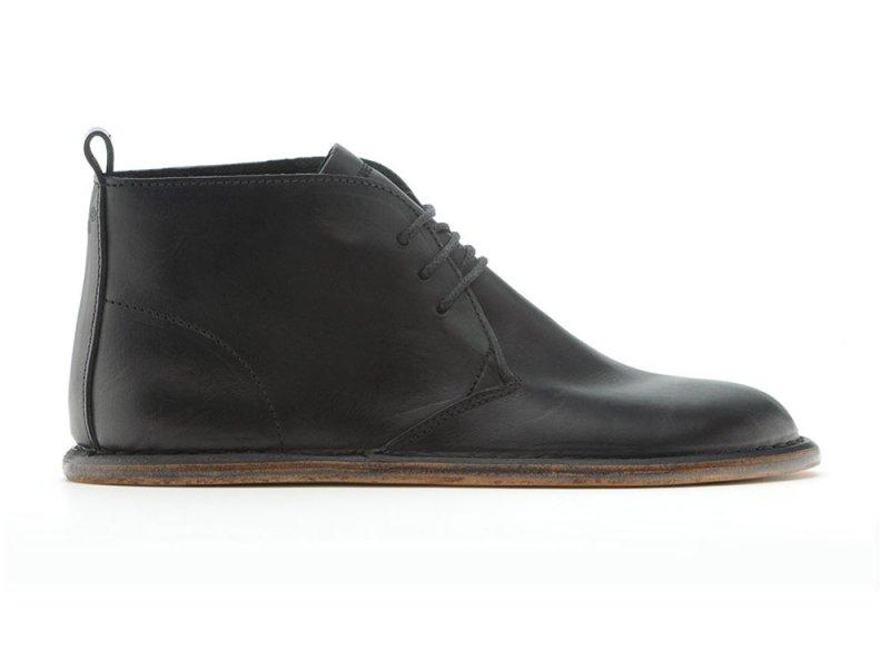 Vivobarefoot PORTO L Black (1)