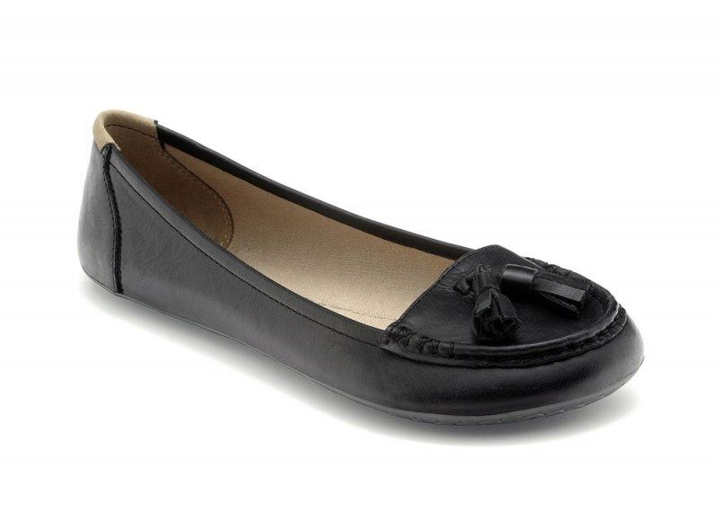 Vivobarefoot PENNY L Leather Black (6)