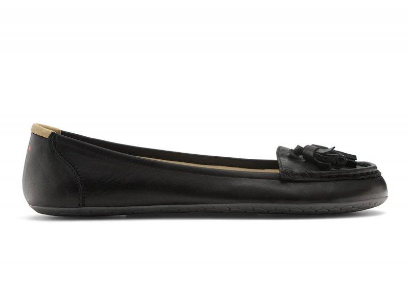 Vivobarefoot PENNY L Leather Black (1)