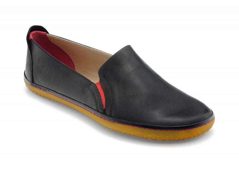 Vivobarefoot MATA II L Leather Black (2)