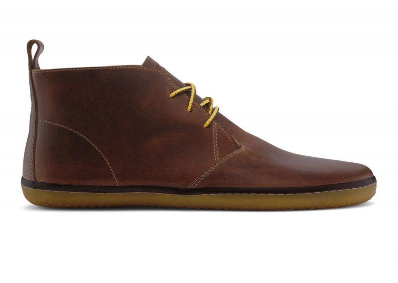 Vivobarefoot GOBI II L Leather Tobacco (Hopewell) (1)