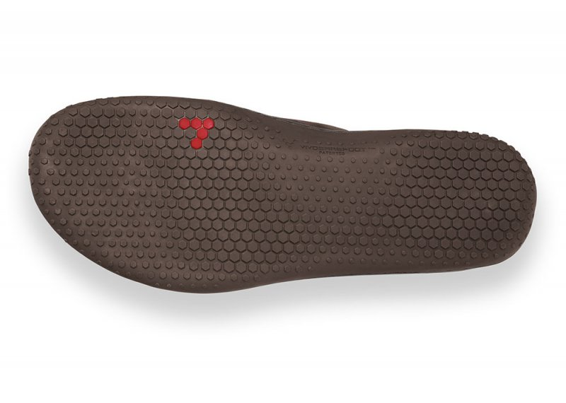 Vivobarefoot TIGRAY SOFA M Dark Brown (3)