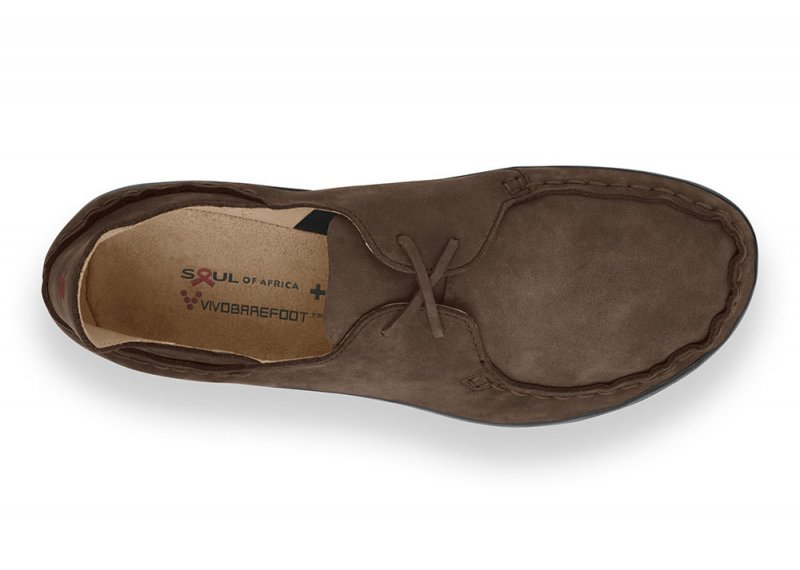Vivobarefoot TIGRAY SOFA M Dark Brown (6)