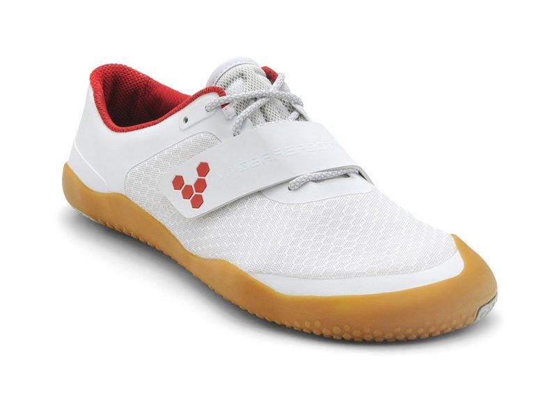 Vivobarefoot MOTUS L Red/ White (2)