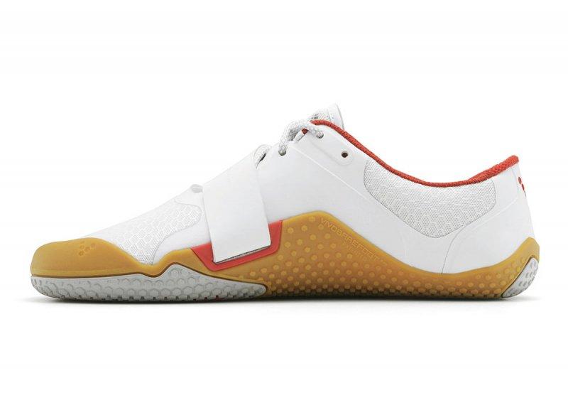 Vivobarefoot MOTUS L Red/ White (4)