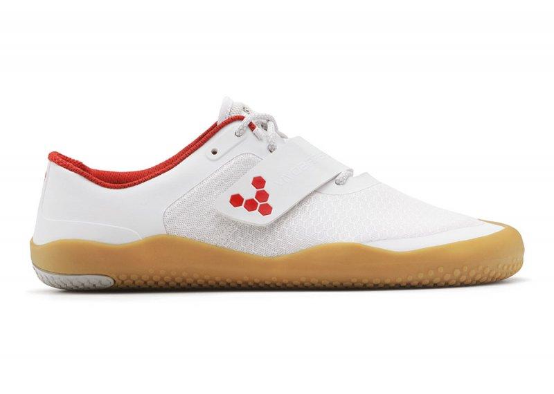 Vivobarefoot MOTUS L Red/ White (1)